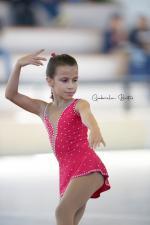 Patinadora do CD Torres Novas, Gabriela Brites, no 4º Open