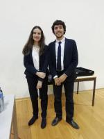 Adriana Sousa do CDTN estreia-se como juíza