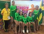 CDTN apurado para o Campeonato Nacional de Benjamins e Infantis
