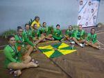 Patinadores do CDTN trazem 15 medalhas para casa